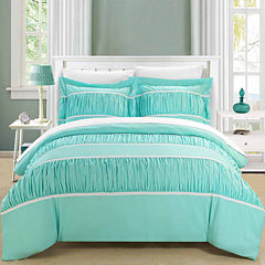 Chic Home Betsy 3-pc. Duvet Cover Set