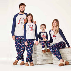 #famjams Woodland Creatures Family Pajamas
