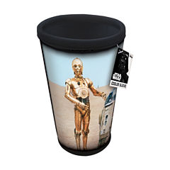 Star Wars Cup Sleeve with 16oz.Glass
