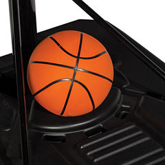 Franklin Sports Full Size Hard Court Portable Basketball System
