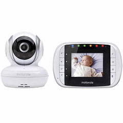 Motorola digital Video Baby Monitor MBP33s