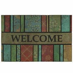 Mohawk Home® Barcelona Stripe Rectangular Doormat - 23