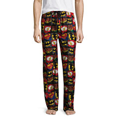 Brushed Micro Jersey Justice League Jersey Pajama Pants