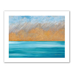 Brushstone Aloha Canvas Wall Art