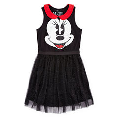Disney Minnie Mouse Sleeveless Knit Dress - Girls 7-16
