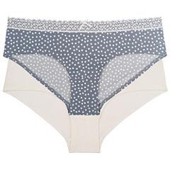 Dorina 2-pc. Lace Hipster Panty