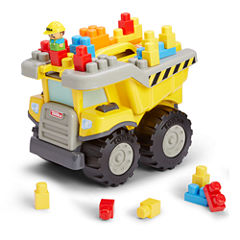 Amloid Corporation - Tonka 25 Piece Rough and Tough Construction Truck
