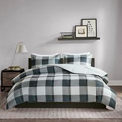 Brooks Down Alternative 3-pc. Lightweight Comforter Set