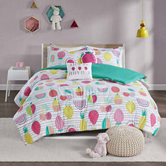 Water Melly Cotton Duvet Cover Set