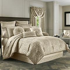 Queen Street Mariana 4-pc. Comforter Set & Accessories