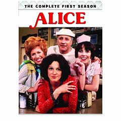 Alice: The Complete First Season - 3 Discs - DVD