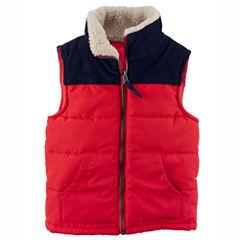 Carter's Puffer Vest Preschool Boys