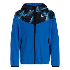 Nike Midweight Fleece Jacket-Preschool Boys