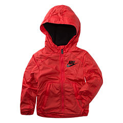 Nike Midweight Fleece Jacket-Preschool Boys