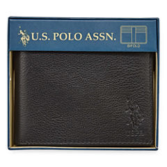U.S. Polo Assn. Slim Bifold Wallet