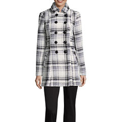 by&by Midweight Peacoat-Juniors