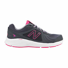 New Balance® Womens Lace Up for the Cure®  496 Walking Shoes