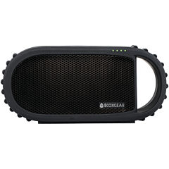 Grace Digital EXCBN EcoCarbon Bluetooth Waterproof Speaker