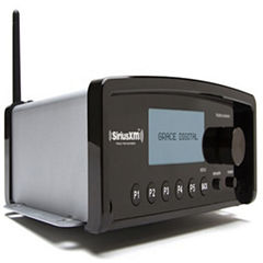 Grace Digital SXBR1 SiriusXM Business Internet Radio