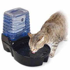 K & H Manufacturing CleanFlow Ceramic Cat Bowl with Reservoir, 80 Oz Bowl + 90 Oz Reservoir