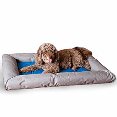 K & H Manufacturing Cool Bed Deluxe with Bolster