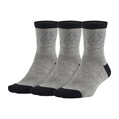 Nike 3-pc. Crew Socks - Womens