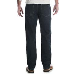 Wrangler® Regular Fit Straight Leg Jeans