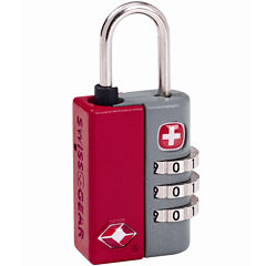 SwissGear® Travel Sentry® 3-Dial Combination Lock
