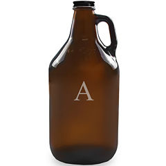 Cathy's Concepts Personalized Amber Beer Growler