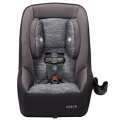 Cosco Mightfit 65 Deluxe Convertible Car Seat-Heather Onyx