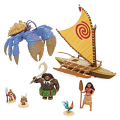 Disney Moana Toy Playset - Girls