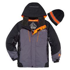 ZeroXposur Gravity Snowboard Jacket - Boys 8-20