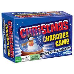 Outset Media Christmas Charades Game