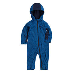 Nike Long Sleeve Jumpsuit - Baby