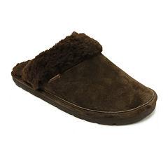 Lamo Scuff Suede Slippers