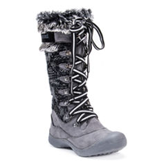 Muk Luks Gwen Womens Waterproof Snow Boots
