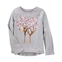 Oshkosh Short Sleeve Blouse - Preschool Girls