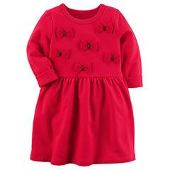 Carter's Sleeveless A-Line Dress - Toddler Girls