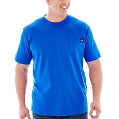 Dickies® Heavyweight Short-Sleeve Pocket Tee–Big & Tall