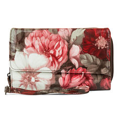 Mundi Big Fat Romantic Floral Wallet