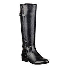 Unisa® Triplee Wide Calf Womens Riding Boots