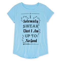 Harry Potter I Solemnly Swear T-Shirt-  Girls' 7-16