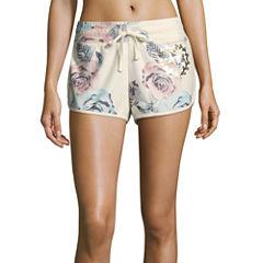 Inspired Hearts Fleece Soft Shorts-Juniors