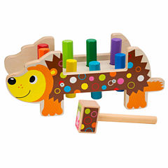 ALEX TOYS Alex Jr Pound And Play Porcupine 2-pc. Interactive Toy - Unisex