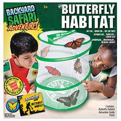 Backyard Safari Butterfly Habitat Unisex 3-pc. Dress Up Accessory