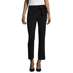 Joe B by Joe Benbasset Original Fit Ankle Pants-Juniors