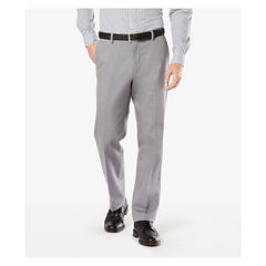 Dockers® Signature Stretch Pleated Pants- Big & Tall
