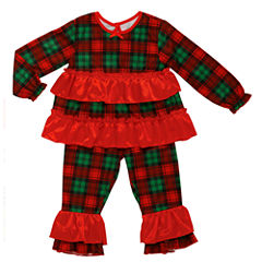 Candlesticks 2-pc. Pant Pajama Set Girls
