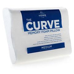 JCPenney Home™ The Curve Memory Foam Contour Pillow