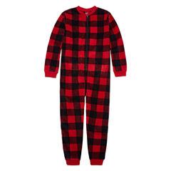Arizona Long Sleeve One Piece Pajama- Boys Husky